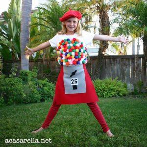 gumball costume