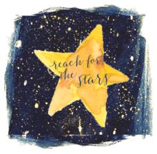 gala logo - reach for the stars