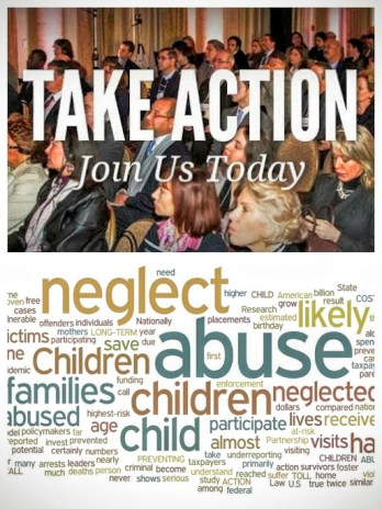 take action join us-COLLAGE