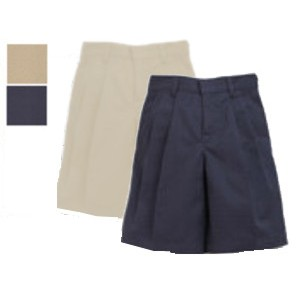 Classical Academy-Boys Flat Front Shorts 5R-14S - Children's World - School  Uniforms and Educational Toys
