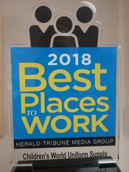 Best work place 2018