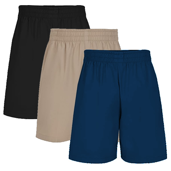 Legacy Christian-Boys Pull on Shorts - Children's World - School Uniforms  and Educational Toys