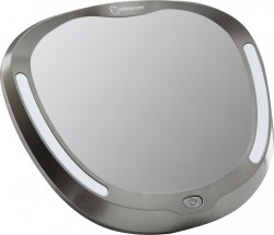 DELUXE MIRROR WITH LIGHT