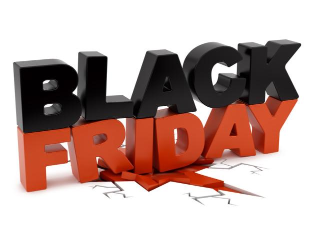 Hoge kortingen want Black Friday is gestart