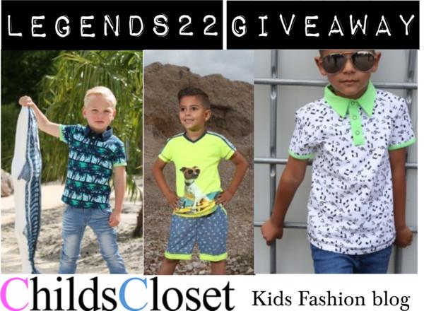 Winnaar legends22 giveaway childscloset