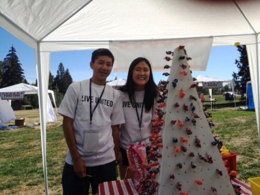 Youth United - ChildStrive Family Carnival 9.13.2014