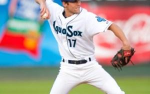 AquaSox pitcher