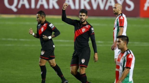 Palestino hipotecó sus opciones al caer con Goianiense - AS Chile