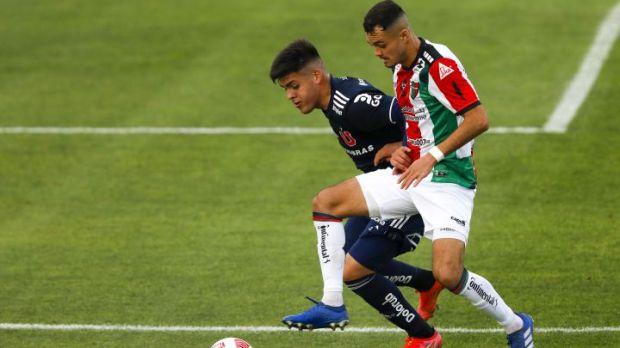 Palestino - U. de Chile en vivo: Torneo Nacional, en directo - AS Chile