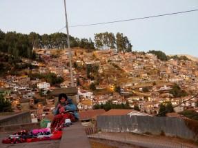 Atardecer en San Cristóbal