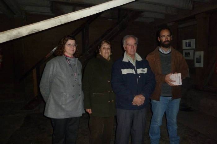 Museo Pablo Ruedi, gran concurrencia en Día del Patrimonio