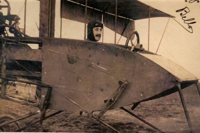 El Teniente Bello, 100 años Extraviado