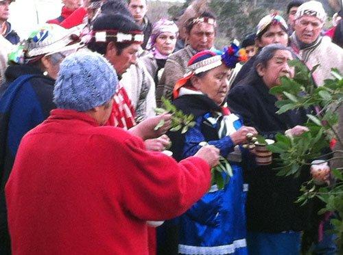 Eltún Huenchual de Perquenco