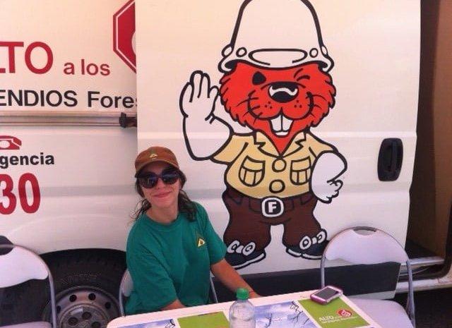 CONAF Redobla su campaña contra Incendios Forestales