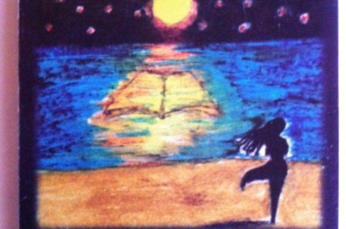 """Delvyhe Reynolds y su """"Poesía bajo las estrellas"""""""