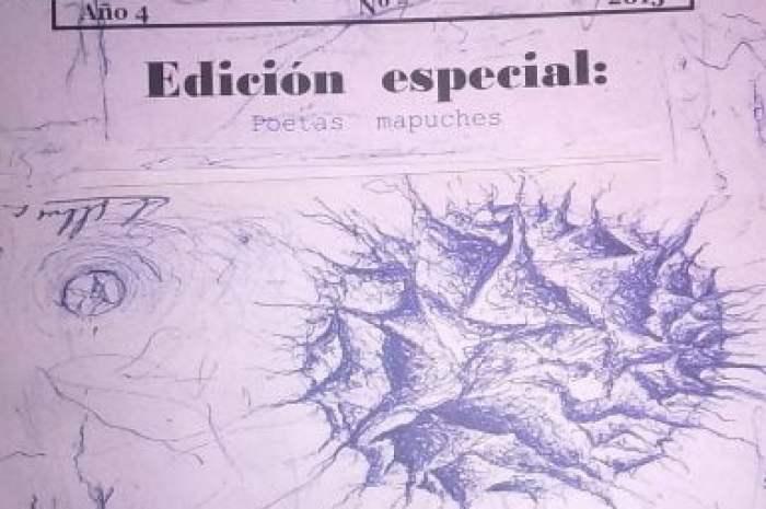 Revista «Comarca», poetas mapuches