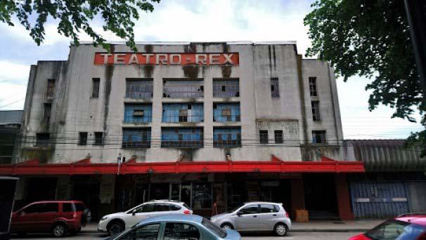 Recuerdos del «Teatro REX»,  de Angol