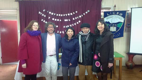 Cien años de «La Hechizada»,en Panguipulli