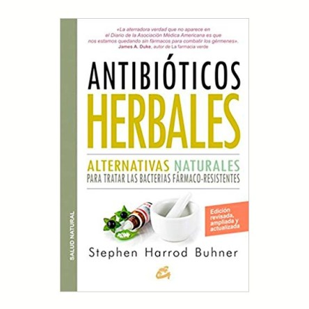 Antibioticos Herbales