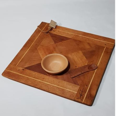 Tabla Parquet Reciclado