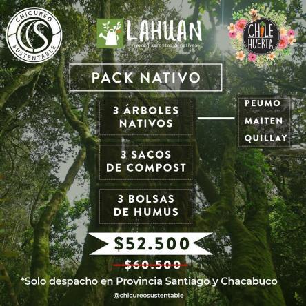 Pack Nativo