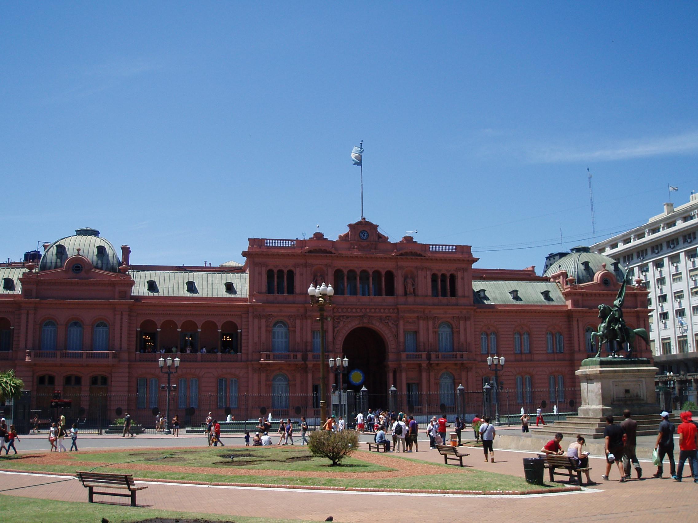 Viaje a Buenos Aires I  Un pucelano en Santiago de Chile