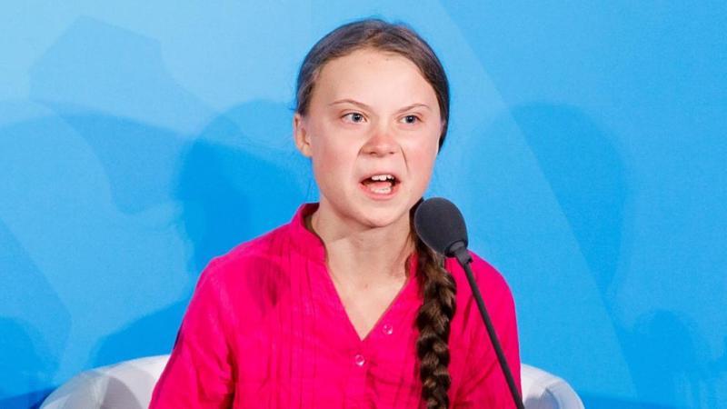 Greta Thunberg responde de forma MAGISTRAL a mensaje de DONALD TRUMP