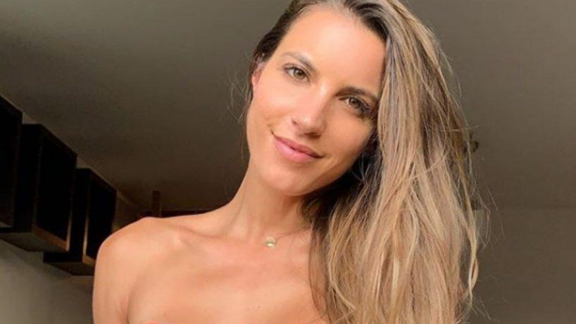 Puro amor: el romántico mensaje de Lucila Vit a Lucas Passerini