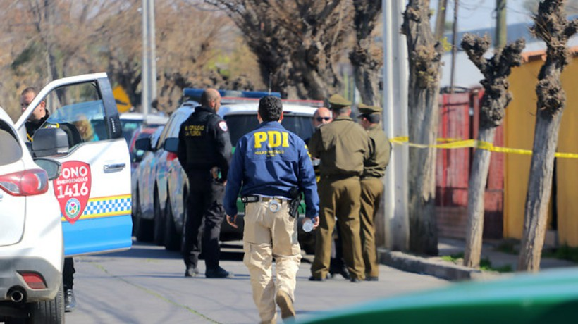 Hombre acusado de ASESINAR A PAREJA EMBARAZADA fue detenido en Renca
