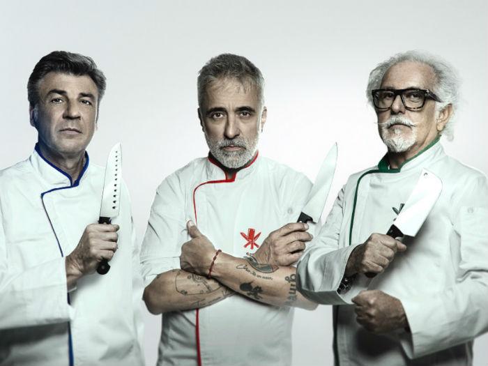"""""""El Discípulo del Chef"""" fija su fecha de estreno en CHV"""