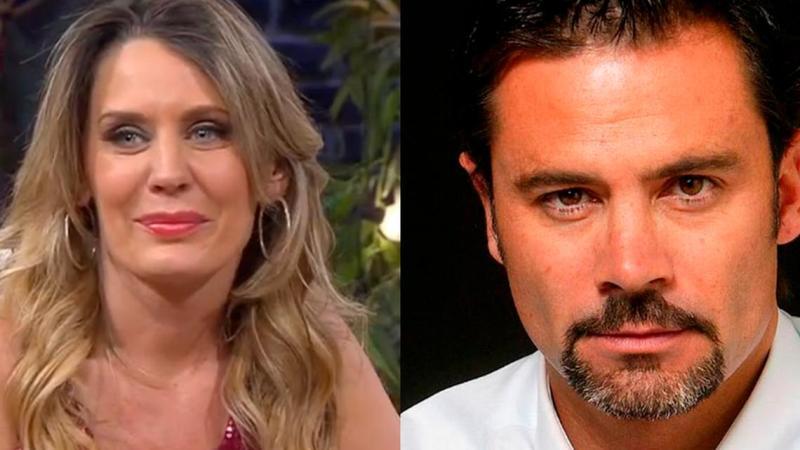 «Teníamos una linda relación»: Rocío Marengo confesó que se enamoró de Felipe Camiroaga