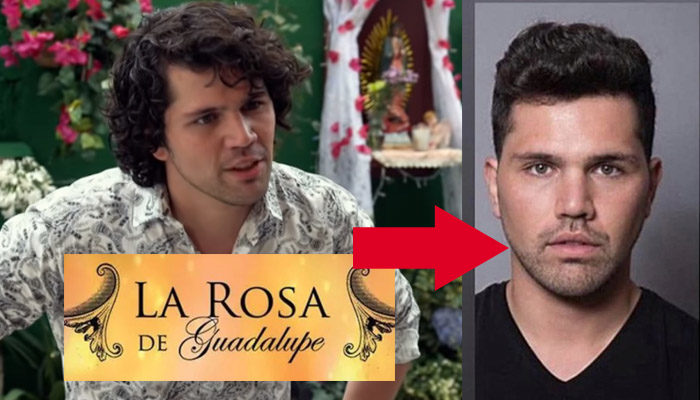Actor de 'La Rosa de Guadalupe' Alan Kaleb fue detenido por narcotráfico en aeropuerto de Lima
