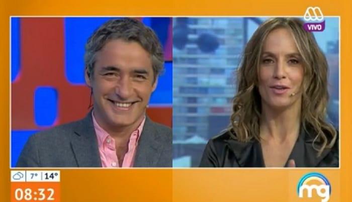 Diana Bolocco pide DISCULPAS PÚBLICAS por intenso COQUETEO con lector de noticias