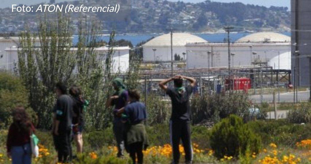 21 niños presentaron síntomas de INTOXICACIÓN en QUINTERO