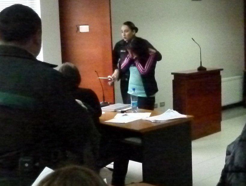 CADENA PERPETUA le dieron a mujer que MATÓ A SU HIJO de 6 meses en Puerto Montt
