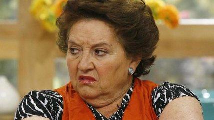 """""""Ella es fumadora de marihuana"""": Dra. Cordero barrió con Maite Orsini"""