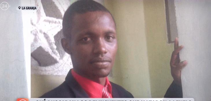 La emocionante historia de SUPERACIÓN de joven Haitiano ASESINADO en La Granja, estudiaba INGENIERÍA y era padre de una bebé de 1 año