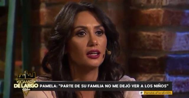 La DURA CONFESIÓN de Pamela Díaz tras separación, se llevó a hijos de su EX y se LOS QUITARON!!