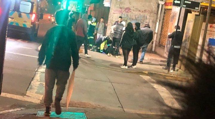 Hombre muere tras recibir disparo en su cabeza en el centro de Concepción