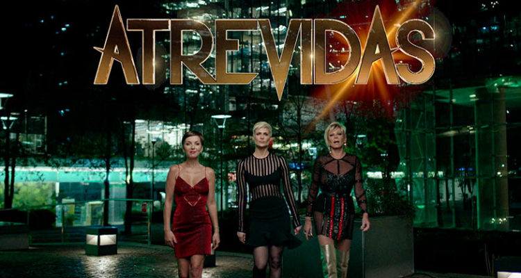 Canal 13 SUSPENDE estreno de ATREVIDAS hasta el 2020