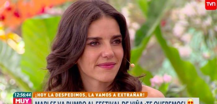 «No lo quería decir» Maria Luisa Godoy BAJARÁ SU SUELDO para beneficiar a trabajadores de TVN