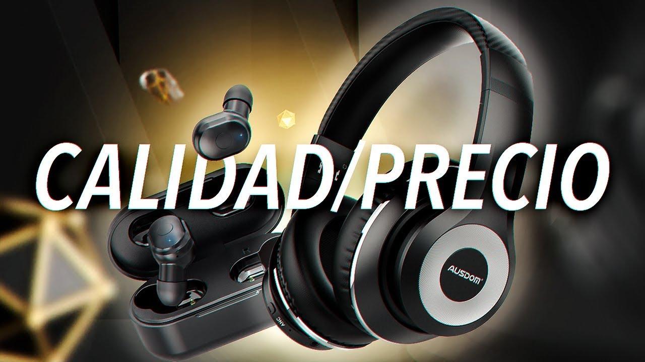 AUDIFONOS ALTA GAMA REALMENTE ECONOMICOS: Ausdom, la nueva marca de auriculares que triunfa entre los compradores de AliExpress
