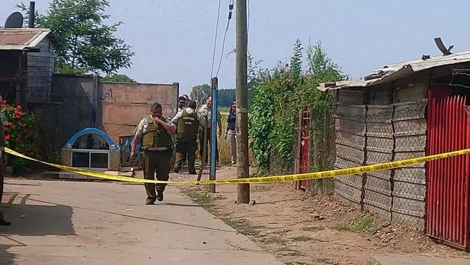 Joven ASESINÓ a su MADRE e intentó ocultar su cuerpo en un sitio eriazo