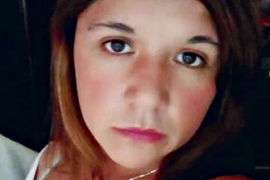"""""""No quiero llegar…"""": revelan último mensaje de Claudia Agüero antes de desaparecer"""