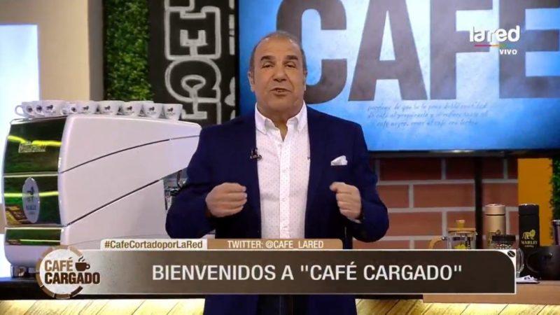 Checho Hirane DEBUTA con programa en La Red, tuvo CERO PUNTOS de rating