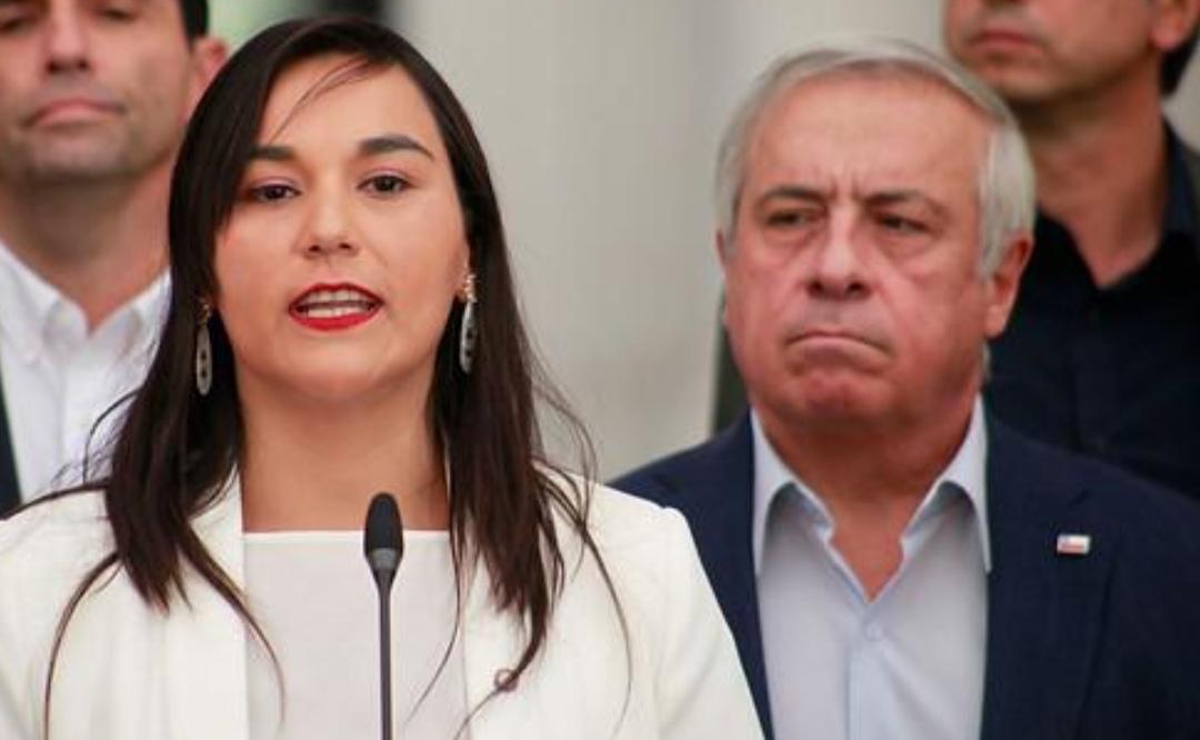 Izkia ACUSA a Mañalich de «Dañar la fe pública» en comisión parlamentaria