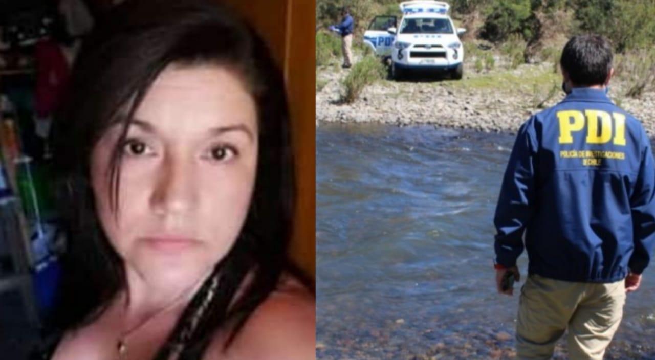 Encuentran CUERPO en Río Ñuble, realizan PERICIAS para saber si es Carolina Fuentes