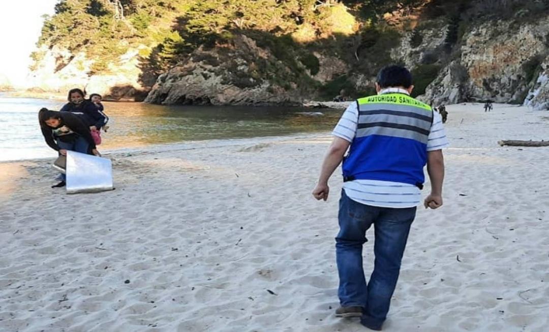 Seremi VOLVIÓ a fiscalizar Ramuntcho encontrando NUEVAMENTE a DECENAS de personas