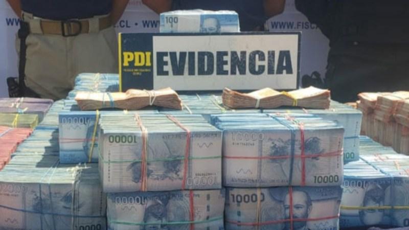 PDI da DE BAJA a 3 funcionarios por QUEDARSE con dinero recuperado tras ROBO A BANCO de Las Condes