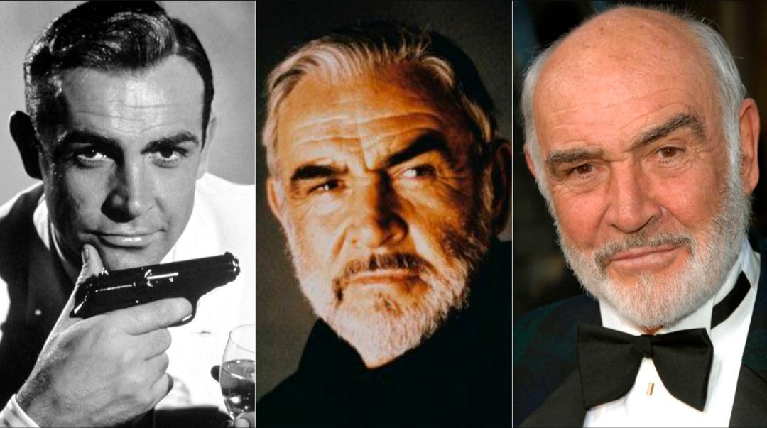 A los 90 años FALLECE Sean Connery, mítico actor Escocés